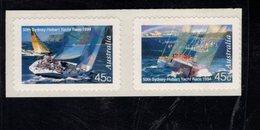 785194898 1994  SCOTT  1397 1397A POSTFRIS  MINT NEVER HINGED EINWANDFREI  (XX) - 50TH SYDNEY HOBART YACHT RACE COILS - 1990-99 Elizabeth II