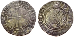 #31_FRANCE MÉDIÉVALE - Charles VIII [1483-1498] - Liard Du Dauphiné - Romans (1,31 G ; Dup. 601). - 987-1789 Monnaies Royales