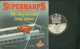SUPERHARPS 1967 TO 1977 -DISCO VINILE - Other - English Music