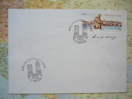 Macon 27/03/2009 Avec Signature Du Graveur - 2000-2009