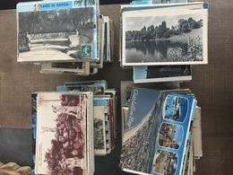 Lot De Plus De 2000 Cartes CPA CPM CPSM - 500 Postcards Min.