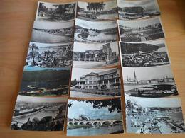 CPSM.PETIT FORMAT . 14 X 9 . UN LOT DE 330 CARTES . 98% FRANCE - 100 - 499 Postcards