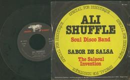 ALI SHUFFLE -SOUL DISCO BAND -SABOR DE SALSA - -DISCO VINILE 45 GIRI - Soul - R&B