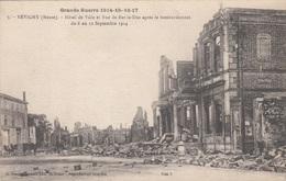 GRANDE GUERRE 1914-17 - REVIGNY (Meuse) - Weltkrieg 1914-18