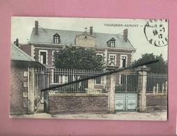 CPA -  Villequier Aumont  - L'Hospice - France