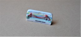 Fève 1995 Les Ponts Célèbres Le Golden Gate  (T 834) - Pays