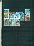 TRISTAN DA CUNHA SERIE COURANTE OISEAUX 12 VAL NEUFS A PARTIR DE 2 EUROS - Tristan Da Cunha