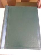 Lot N° 605 LAOS Collection Sur Pages D'albums Neufs * Timbres Collés A 50 % - Collections (en Albums)