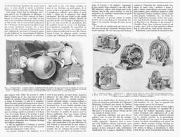 APPLICATIONS DIVERSES De L'ENERGIE ELECTRIQUE à L'EXPOSITION UNIVERSELLE De  1900 - Technical