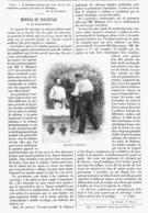 MOYENS De SAUVETAGE Et De RENFLOUEMENT   1900 - Technical