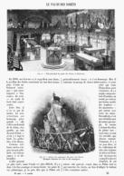 LE PALAIS Des FORETS  à L'EXPOSITION UNIVERSELLE De  1900 - Technical