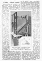 """LA MACHINE à COMPOSER  """" CALENDOLI """" 1900 - Technical"""
