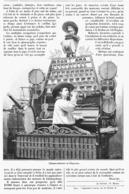 L'HOMME ORCHESTRE De L'EXPOSITION UNIVERSELLE De  1900 - Musique & Instruments