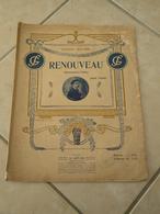 Renouveau & Phalère D'amour -(Musique Raoul Soler & A. Flament) - Partition (Piano) - Instruments à Clavier