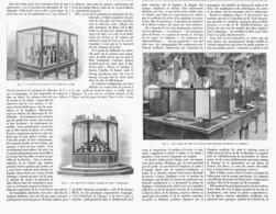 LES PECHERIES  à L'EXPOSITION UNIVERSELLE De  1900 - Technical