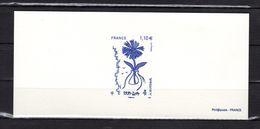 """"""" BLEUET DE FRANCE / COEUR DE J C DE CASTELBAJAC """"  Sur Gravure Officielle N° YT 4907 De 2014 En Parfait état. - Documents Of Postal Services"""