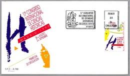 17 Congreso Internacional De CIENCIA HISTORICAS. SPD/FDC Madrid 1990 - Historia