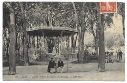 Albi Jardin Public, Le Kiosque De Musique - Albi
