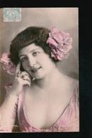 THEME/009.....10 CPA ARTISTES FEMMES - Postcards