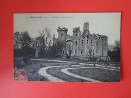 OISE  Lattainville Château Vu Du Parterre - Frankreich