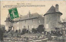 D54 - MARS LA TOUR - LE CHÂTEAU - Femme Dans Le Jardin - France
