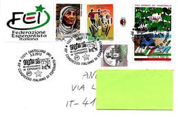 ITALIA - 2013 CASTELLARO (IM) 80° Congresso Di Esperanto - Esperanto