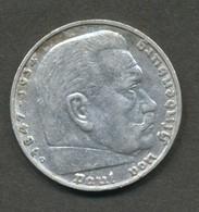 Münzen - 5 Deutsche Mark D 1936 Bundesrepublik Deutschland - [ 4] 1933-1945 : Third Reich