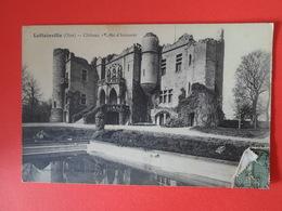 OISE  Lattainville  Château Cour D'Honneur - Frankreich