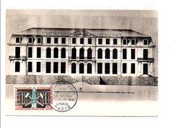 CARTE MAXIMUM 1959 ECOLE DES MINES - 1950-59