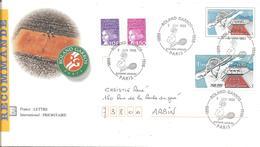 1999 Tennis Roland Garros : Suzanne Lenglen : 2 Médailles D'or Aux Jeux Olympiques ANVERS 1920 - Summer 1920: Antwerp