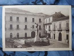 CARTOLINA DI PAGANI SALERNO FORMATO PICCOLO VIAGGIATA - Salerno