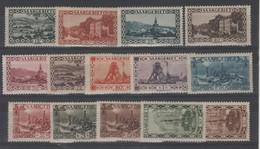 Sarre /Saregebiet_  Série  N°107 /120  ( 1926/27 ) - Blocs-feuillets