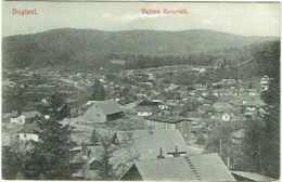 Romania/Roumanie. Busteni. Vedere Generala. 1907. - Roemenië