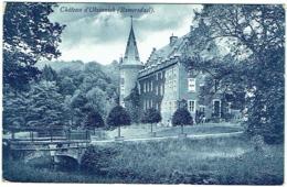 Château D'Obsinnich. (Remersdael). - Fourons - Voeren