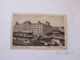 Pozsony. - Andras Király Tér. (15 - 8 - 1913) - Slovakia