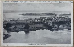 Stralsund Mit Dem Dänholm - Stralsund