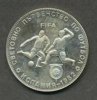 Bulgarien 5 Lewa, 1980  1982 FIFA World Cup, Spain - Bulgaria