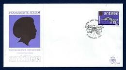 Antillas Holandesas (s) Año 1989 - Antillas Holandesas