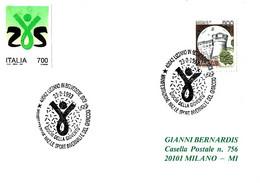 ITALIA - 1993 LIZZANO IN BELVEDERE (BO) Giochi Della Gioventù - Sport Invernali E Del Ghiaccio - Inverno