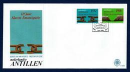 Antillas Holandesas (s) Año 1988 - Antillas Holandesas