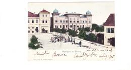 POSTCARD-BOSNIA-BRCKO-TRAIN STATION-SEE-SCAN - Bosnia And Herzegovina