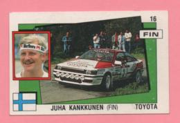 Figurina Super Sport 1988/89 - Juha Kankkunen E Victor Munoz - Trading Cards