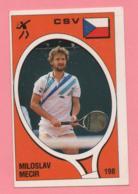 Figurina Super Sport 1988/89 - Miloslav Mecir E Luca Fusi - Trading Cards