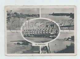 Clohars-Carnoët (29) : 5 Vues De La Station Balnéaire Du Pouldu Dont L'Hôtel Des Dunes En 1951 GF. - Clohars-Carnoët