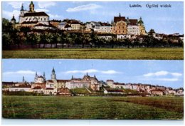 LUBLIN - Ogolni Widok - Pologne