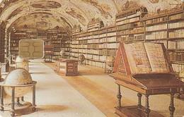 REPUBLICA CHECA. LIBRARY - BIBLIOTECA. (NEW TELELINE / CITY CARD) 200 Kc, 11.99 - TIRADA 10000. (084) - Czech Republic