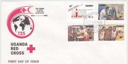 Aids Sida, Disease  Red Cross Relief FDC Uganda - Disease