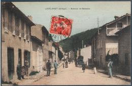 Lavelanet , Avenue De Belestat , Animé - Lavelanet