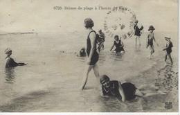62 ( Pas De Calais ) - Scenes De PLAGE A L'heure Du Bain ( Posté De Merimont En 1926 ) - Autres Communes