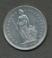 1 FR Franken Schweiz Switzerland Helvetia Münze 1988 - Schweiz